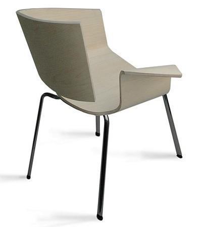 Skan 3D krzesła