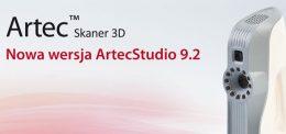 Oprogramowanie Artec Studio 9.2