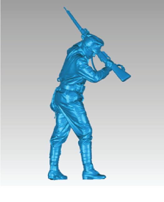 Skanowanie 3D ludzi, Skanowanie 3D ludzi i postaci