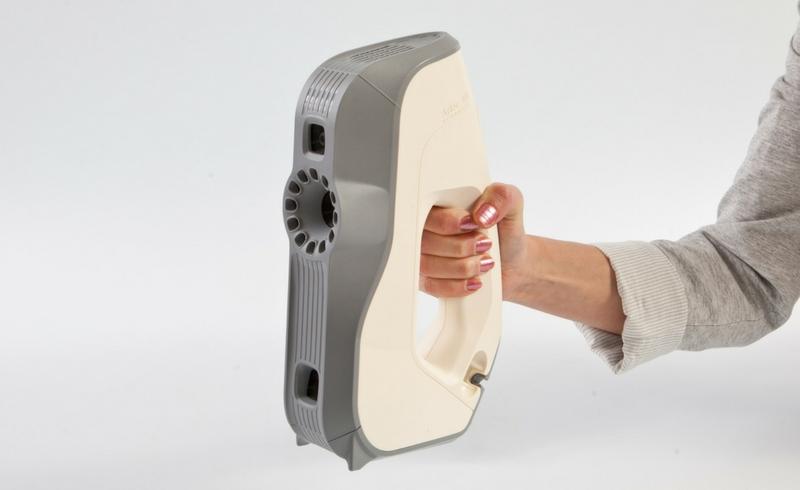 skan 3d, Skanery 3D w medycynie