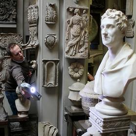 muzeum cyfrowe, Muzeum cyfrowe – digitalizacja zabytków