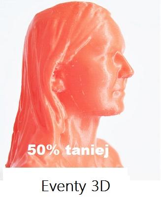Figurka - skan i wydruk 3D