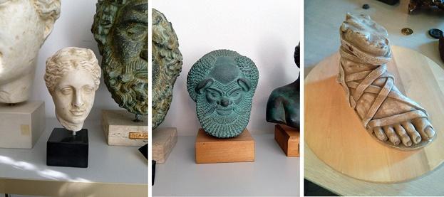 skaner 3D, Nowoczesne muzeum cyfrowe online