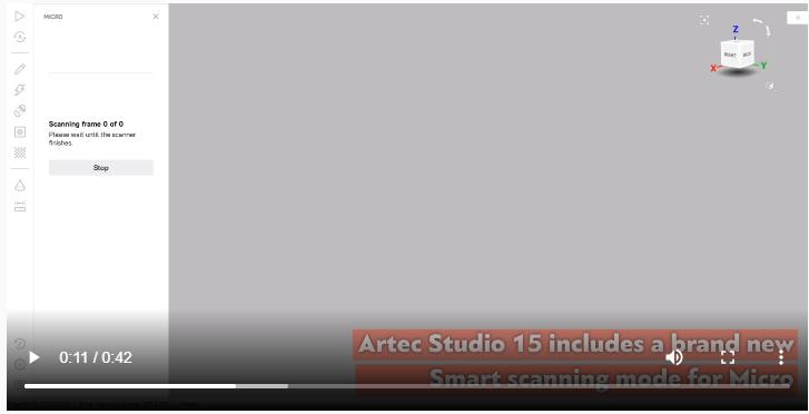 , Co nowego w Artec Studio 15