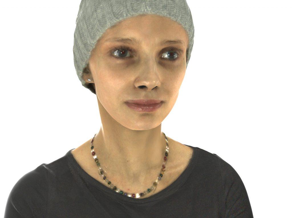 Portret 3D gratis