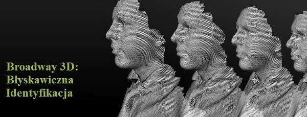 Rozpoznawanie ludzi 3D