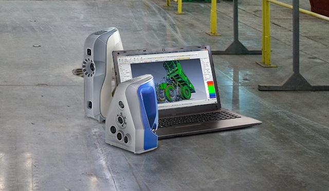Skanery 3D Artec promocja