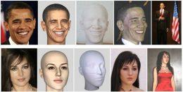 Skanowanie 3D twarzy
