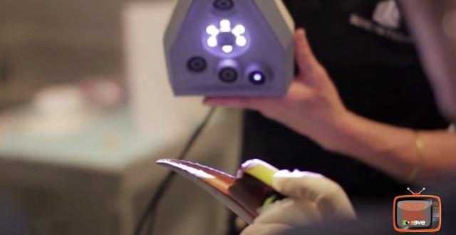 tukan dziob rekonstrukcja, technologia 3D
