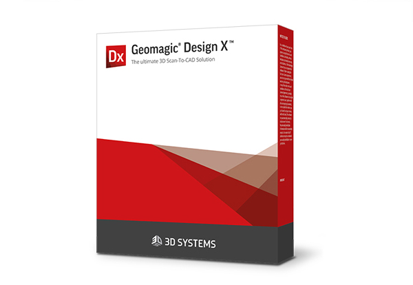 Geomagic Design X, Geomagic Design X