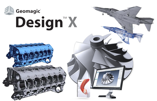 Geomagic Design X, Geomagic Design X