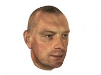 Model 3D twarzy / głowy