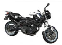 Model 3D motocykla - motoru