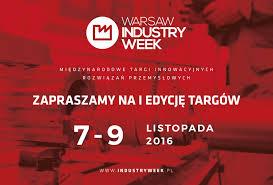 warsaw industry week, Zaproszenie na targi przemysłowe w Warszawie