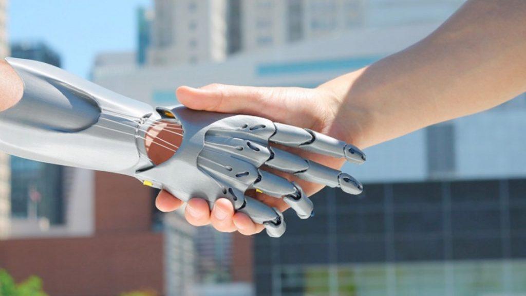 Proteza dłoni wykonana przy pomocy skanera 3D