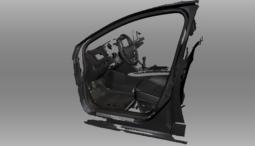 Skanowanie 3D pod tworzenie symulatorów