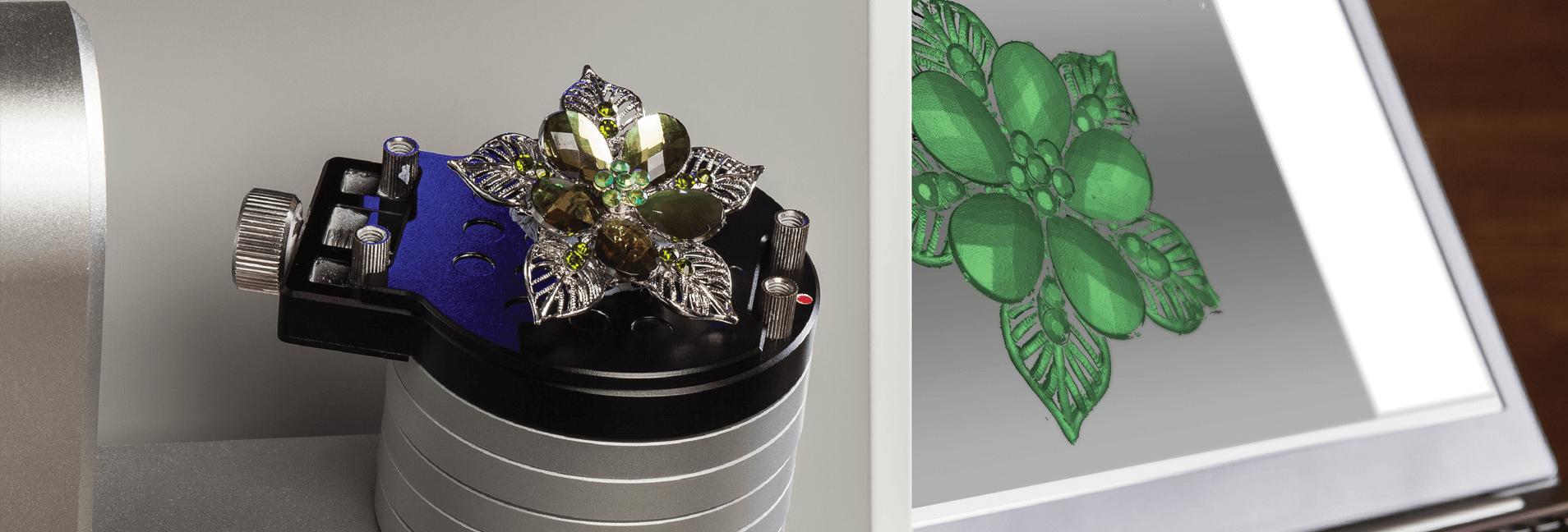 Micro - Skaner 3D firmy Artec