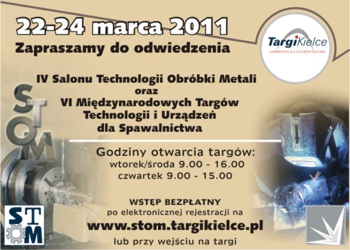 Targi STOM 2011