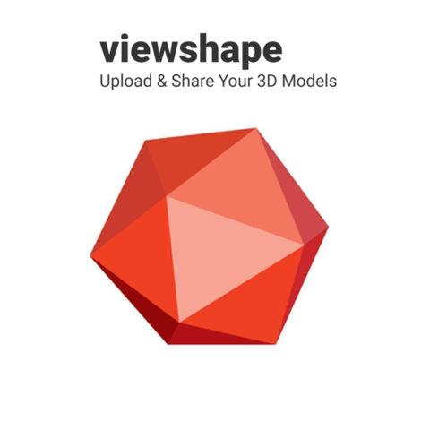 Darmowa przeglądarka plików 3D ViewShape