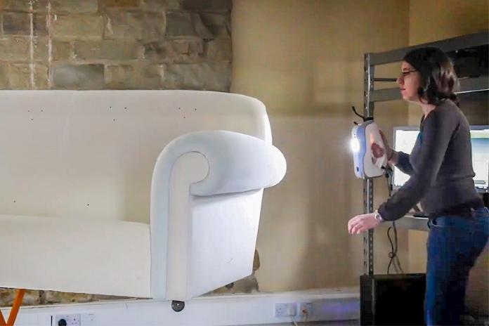 , Znakomite modele 3D gotowe do VR gotowe w kilka minut: sposób Pikcells z Artec Eva