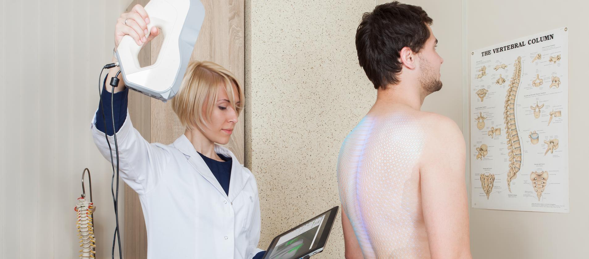 Zastosowanie skanerów 3D w medycynie